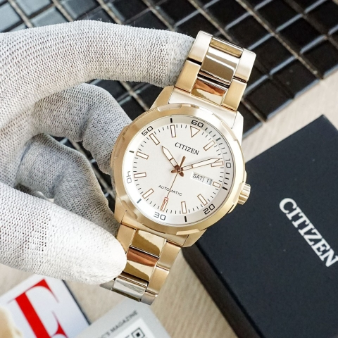 CITIZEN NH8373-88A – NAM - KÍNH CỨNG - AUTOMATIC - 42MM