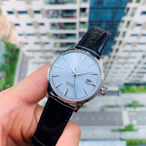PRESAGE COCKTAIL SRPB43J1 - NAM - KÍNH CỨNG - AUTOMATIC - 40.5MM