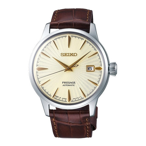 SEIKO PRESAGE COCKTAIL SRPC99J1 – NAM – KÍNH CỨNG - AUTOMATIC - 40.5MM