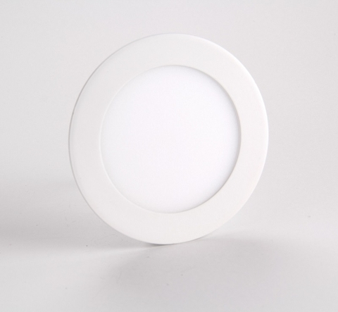 Đèn Led Panel light HoangSa - 6W Tròn small