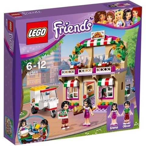 Lego Friends 41311 - Tiệm Bánh Pizza Heartlake