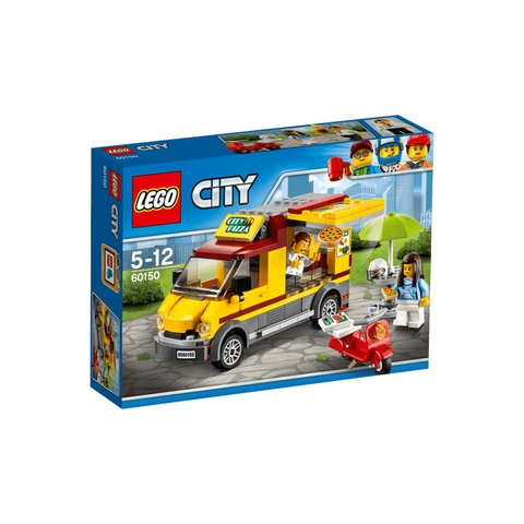 Lego City 60150 - Xe Pizza