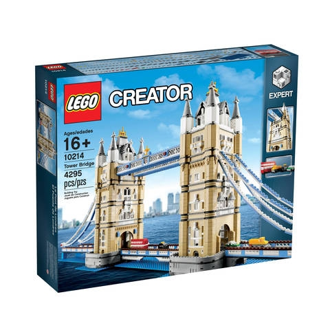 Đ��� chơi Lego 10214 - Tower Bridge
