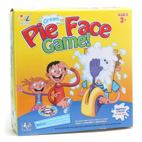 Board Game BG2082 Pie Face