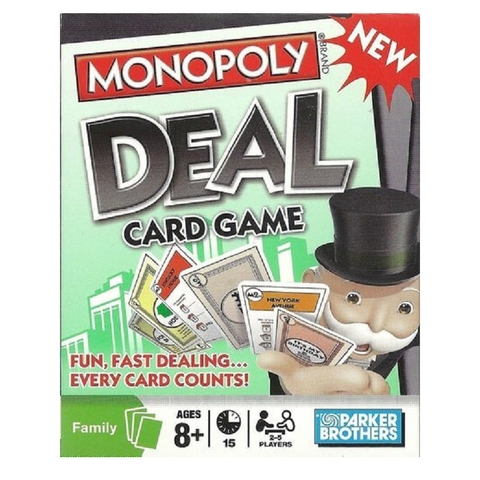 Đồ chơi Board Game BG1024 Monopoly Deal Pack