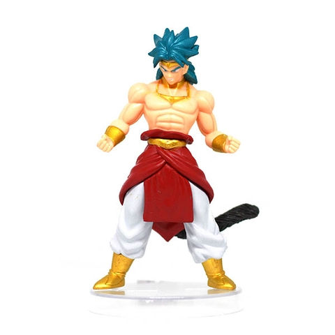 Mô hình Super Saiyan Broli Doll - Dragon Ball Figure NO.204