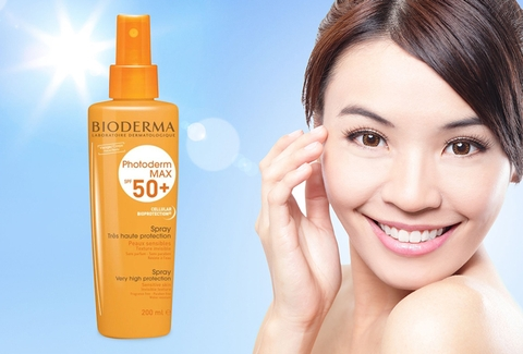 bioderma photoderm max spray spf 50 review