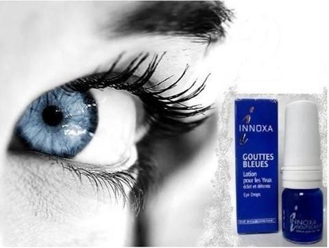 Nước nhỏ mắt Innoxa Gouttes Bleues