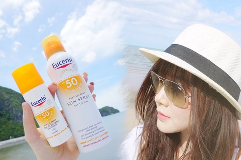 eucerin sun gel-cream oil control dry touch spf 50+