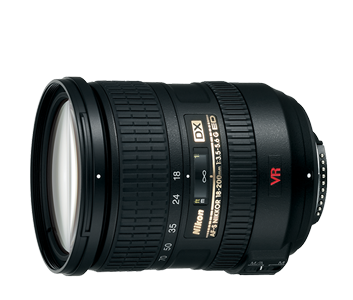 Nikon DX 18-200mm F/3.5-5.6G ED VR II
