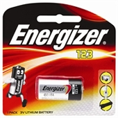 Pin Energizer CR123