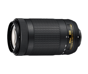 Nikon DX 70-300mm F/4-5-5.6G IF ED