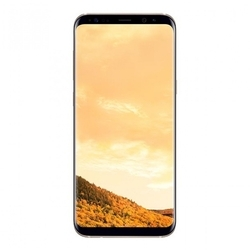 Samsung Galaxy S8 Plus. vàng