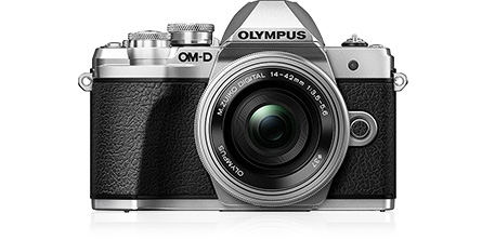 Olympus M10 Mark III Kit lens 14-42mm