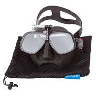 Kính lặn Octomask Freediver Mask Black