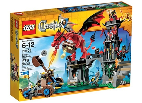 70403 LEGO® Castle Dragon Mountain
