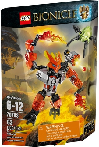 70783 LEGO® BIONICLE Protector of Fire (NEW)