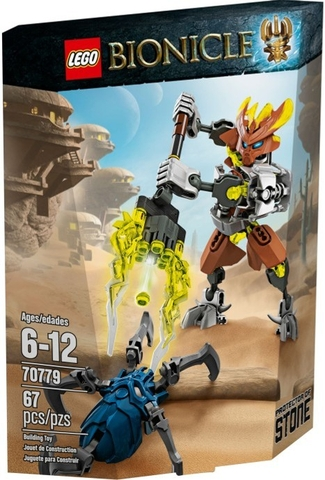 70779 LEGO® BIONICLE Protector of Stone (NEW)