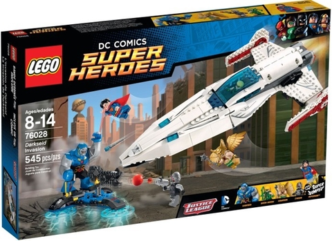76028 LEGO® Darkseid Invasion