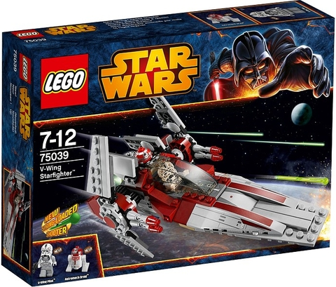 75039 LEGO® Star Wars V-wing Starfighter™