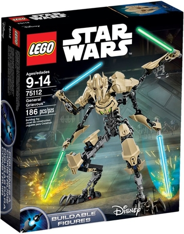 75112 LEGO® Starwars  General Grievous