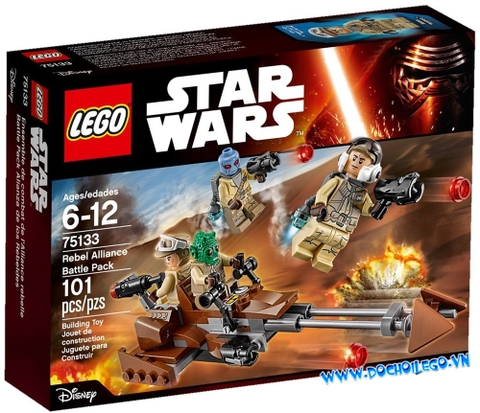 75133 LEGO® Star wars Rebel Alliance