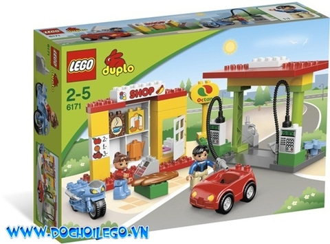 6171 LEGO® DUPLO My First Gas Station