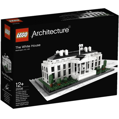 21006 LEGO® Architecture THE WHITE HOUSE