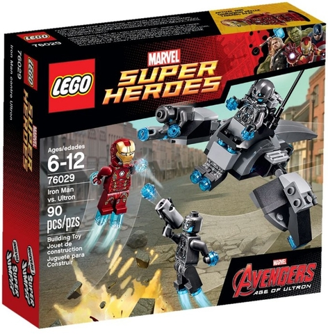 76029 LEGO® Iron Man vs. Ultron