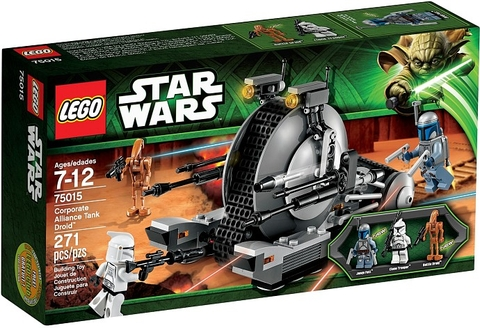75015 LEGO® Corporate Alliance Tank Droid