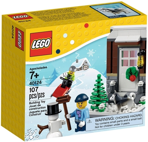 40124 LEGO® Winter Fun
