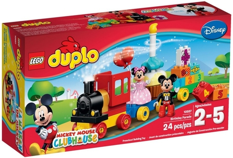 10597 LEGO® DUPLO Mickey & Minnie Birthday Parade