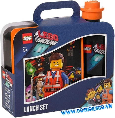 5004067 LEGO® The LEGO Movie Lunch Set