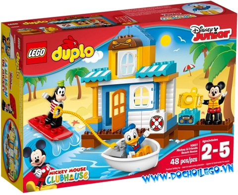 10827 LEGO DUPLO Disney Mickey & Friends Beach House