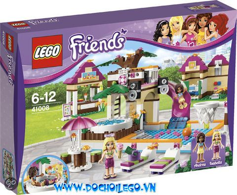 41008 LEGO®  Friends – Heartlake City Pool