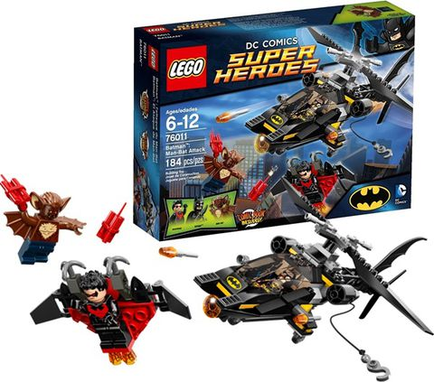 76011 LEGO® Batman™: Man-Bat Attack