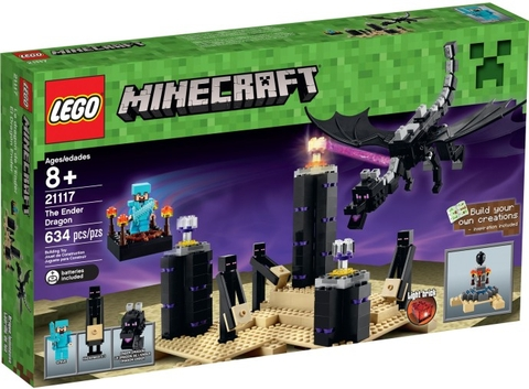 21117 LEGO® The Ender Dragon