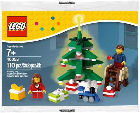 40058 LEGO®  Decorating the Tree