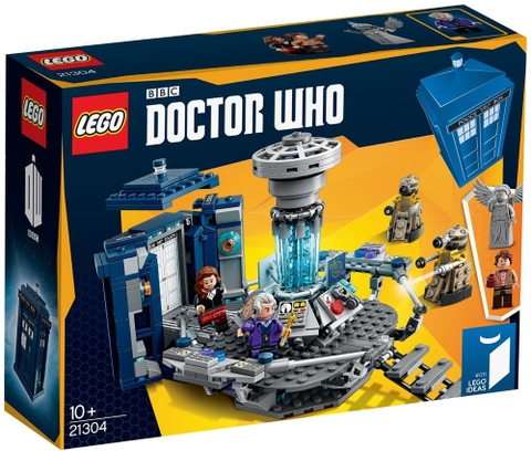 21304 LEGO® LEGO Ideas Doctor Who 21304 (NEW)