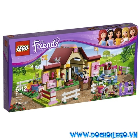 3189 LEGO® Friends Heartlake Stables