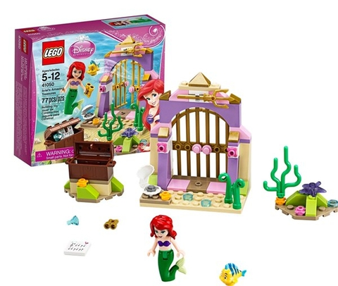 41050 LEGO® Disney Princess Ariel's Amazing Treasures