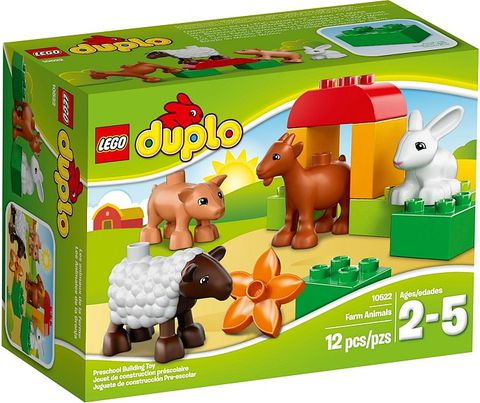 10522 LEGO® DUPLO Farm Animals