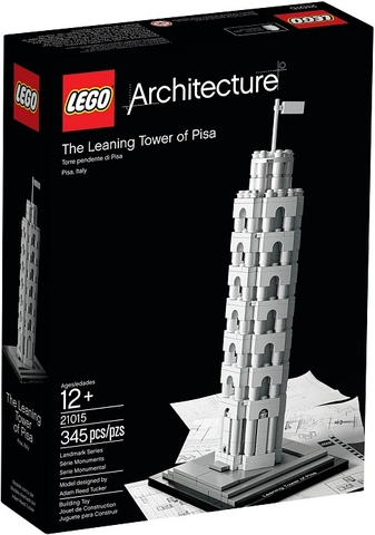 21015 LEGO® The Leaning Tower of Pisa