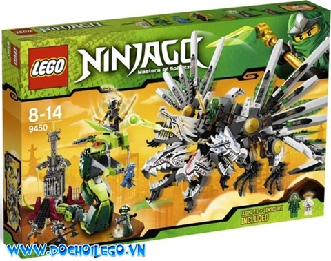 9450 LEGO® Ninjago Epic Dragon Battle