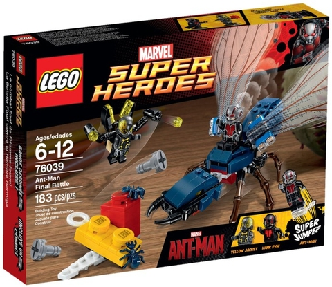 76039 LEGO® Superheroes Marvel's Ant-Man