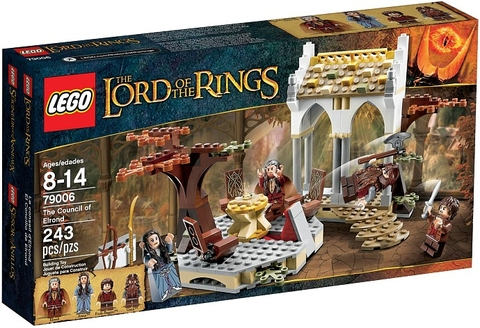79006 LEGO® LORD OF THE RINGS The Council of Elrond