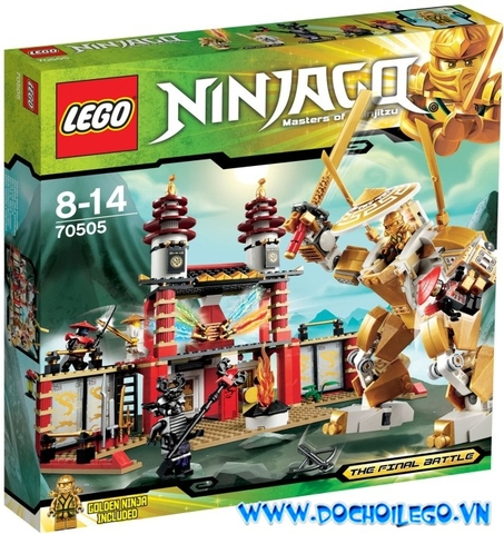70505 LEGO Ninjago Temple of Light