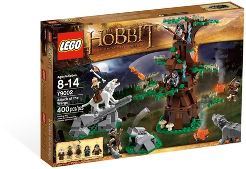 79002 LEGO® HOBBIT Attack of the Wargs