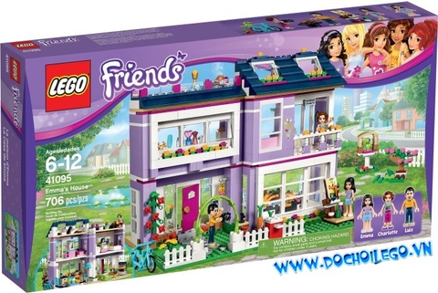 41095 LEGO® FRIENDS Emma's House (năm 2015)