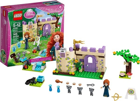 41051 LEGO® Disney Princess Merida's Highland Games